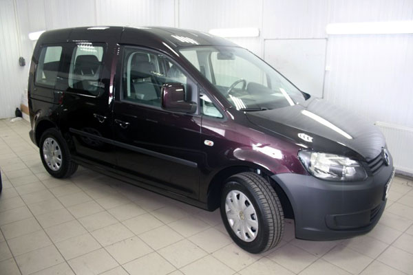 ��������� ��������������� ��������� �� Volkswagen Caddy