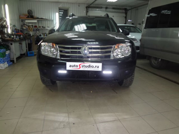 ��������� ��� �� Renault Duster
