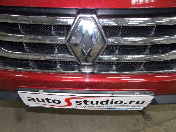 ��������� �������� ����� �� Renault Duster