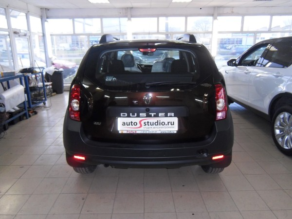 ��������� ������������ �� Renault Duster