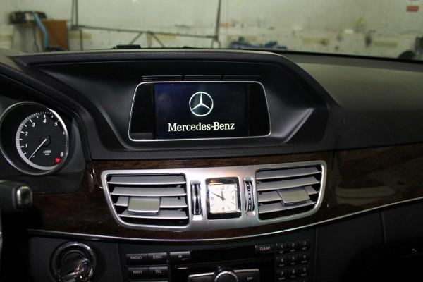 Опции в Мерседес: Камеры на Mercedes ML, GL, W 166 и установка Command