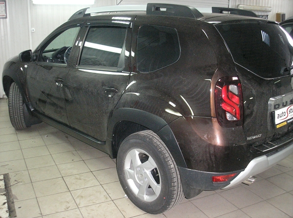 ��������� ������������� �� Renault Duster
