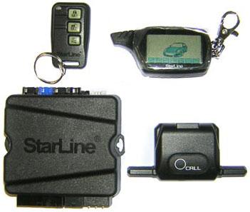 сигнализация Starline инструкция по эксплуатации B6 - фото 6