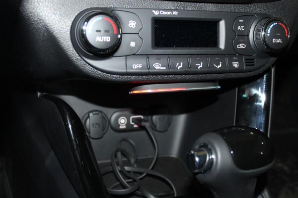 Установка переднего парктроника на Kia Ceed
