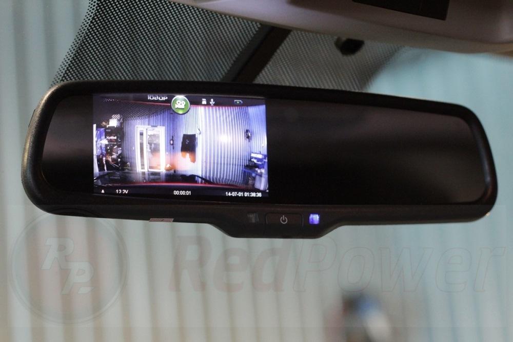 купить зеркало регистратор с камерой заднего