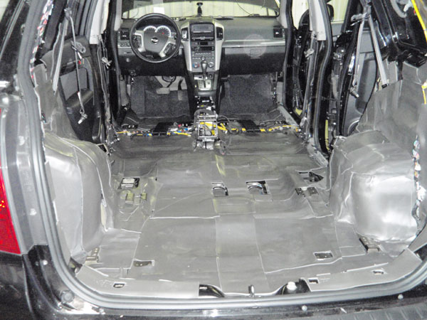 Ремонт авто своими руками шевроле каптива