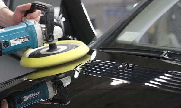 Для чего нужна полировка автомобиля