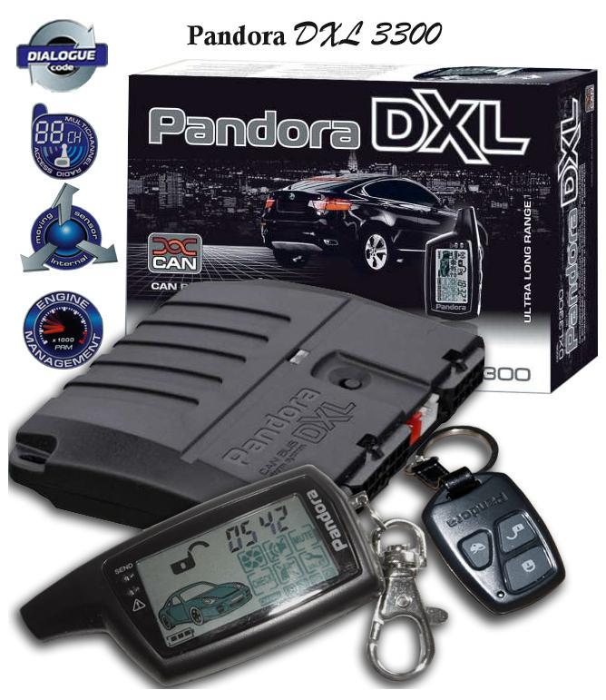 3000 пандора инструкция по dxl эксплуатации видео