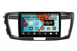 Мультимедиа ParaFar Штатная магнитола с IPS матрицей для Honda Accord 9 2017+ на Android 8.1.0 (PF400K)