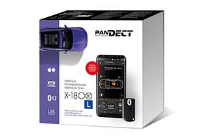 Автосигнализация Pandect X-1800 BT L
