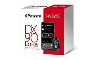 Автосигнализация Pandora DX-90BT LoRa