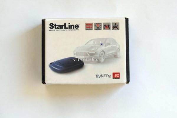 i92 starline инструкция